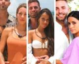 Las parejas de la isla de las tentaciones
