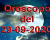 L'oroscopo di domani 29 settembre 1^ sestina: Gemelli vola in amore, sotto stress l'Ariete.