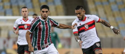Atlético-GO x Fluminense: informações sobre a transmissão ao vivo (Foto: Arquivo/Blasting News)