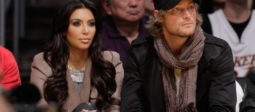 Kim Kardashian y Gabriel Aubry tuvieron un breve romance