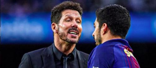 L'association Simeone - Luis Suarez fait saliver les internautes - Photo capture d'écran compte Instagram 433
