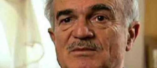 Sandro Mazzola, ex giocatore e dirigente dell'Inter.