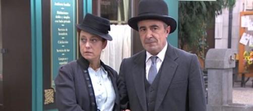 Una vita, anticipazioni Spagna: Ramon crede che Carmen sia incinta.