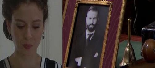 Una vita, trame Spagna: Salmeron promette di uccidere Alvarez Hermoso.