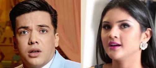 Wesley Safadão aciona a Justiça acusando Mileide de expor o filho. (Arquivo Blasting News)