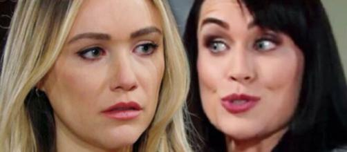 Beautiful, anticipazioni: Quinn difende Flo.