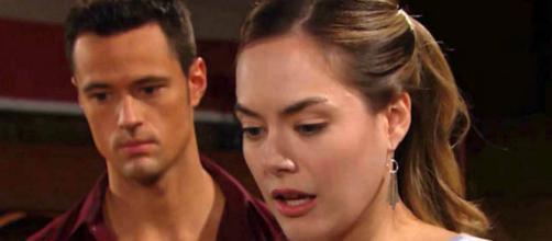 Beautiful trame americane, Thomas confessa a Ridge la verità su Emma.