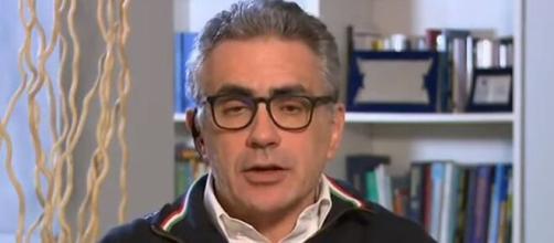 Fabrizio Pregliasco, virologo dell'Università di Milano.