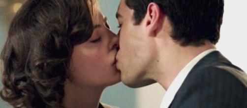 Il paradiso delle signore, Riccardo e Nicoletta di nuovo insieme.