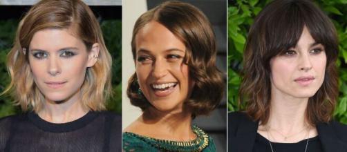 Il taglio di capelli e tonalità: il wavy bob e il biondo per l'autunno-inverno 2020-2021