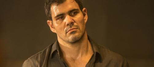 Juliano Cazarré brilhou em 'Amor de Mãe'. (Reprodução/TV Globo)