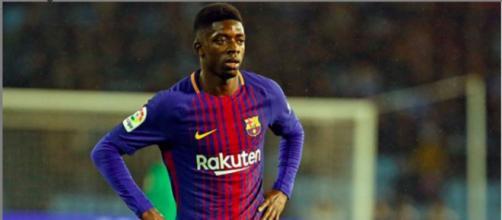 Le FC Barcelone a tenté de se séparer d'Ousmane Dembélé - Photo capture d'écran Instagram Dembélé photo ok