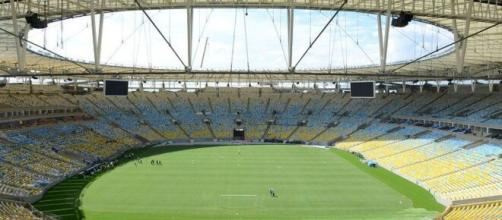 Maracanã se prepara para receber torcida. (Arquivo Blasting News)