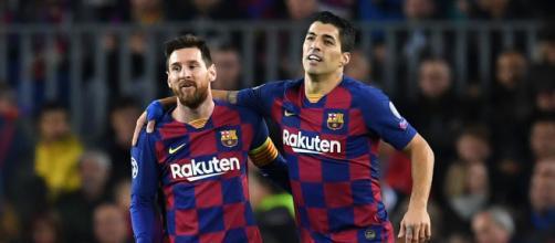 Messi was misunderstood over retirement plans – Suarez | Goal.com - goal.com