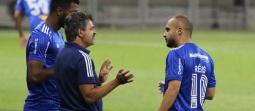 Ney Franco quer a segunda vitória pelo Cruzeiro na Série B do Brasileirão. (Arquivo Blasting News)