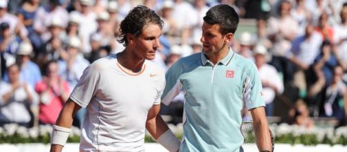 Rafa Nadal e Novak Djokovic, principali favoriti al Roland Garros 2020.