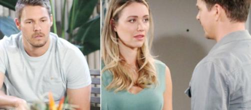 Beautiful, trama 27 settembre: Flo vuole dire a Spencer di non essere la madre di Phoebe.