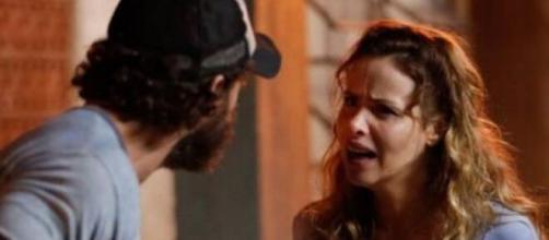 Dino será preso na reta final em 'Totalmente Demais'. (Reprodução/TV Globo)
