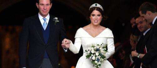 La nieta de la reina Elizabeth, la princesa Eugenie, está embarazada