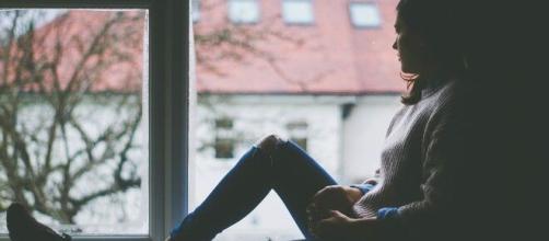 O isolamento pela depressão. (Reprodução/Pixabay)