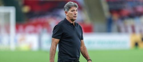 Renato Portaluppi impressiona com os 4 anos de trabalho pelo Grêmio. (Arquivo Blasting News)