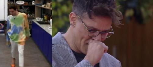 Tommaso Zorzi fa discutere per una battuta su Gabriel Garko dopo il coming out dell'attore.