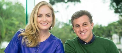 Angélica e Luciano Huck são devotos de São Cosme e Damião. (Reprodução/TV Globo)