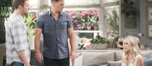 Beautiful, anticipazioni 29 settembre: Flo confessa a Liam di non essere la madre di Phoebe.