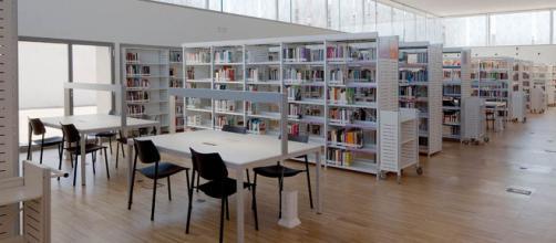 Caso de coronavirus en una biblioteca de Aluche