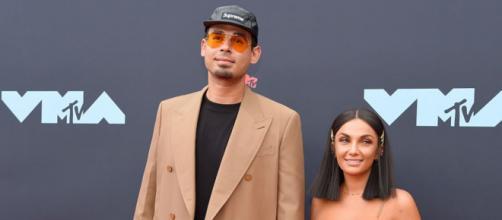 Elettra Lamborghini e Afrojack si sono sposati: pubblicano la loro prima foto insieme