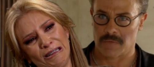 Graziela terá momentos impactantes em 'O Que A Vida Me Roubou'. (Reprodução/Televisa)