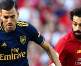 Liverpool e Arsenal é a principal atração do futebol mundial nessa segunda-feira (28). (Arquivo Blasting News)