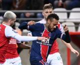 Video: Neymar Dribbles Past Three Stade de Reims Defenders - PSG Talk - psgtalk.com