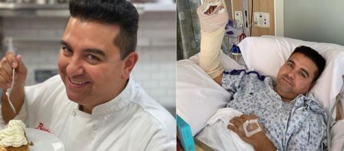 Buddy Valastro fala pela primeira vez sobre acidente que mutilou sua mão. (Reproduçã/Instagram/@buddyvalastro)