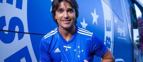 De volta ao Cruzeiro, o atacante boliviano Marcelo Moreno ainda não conseguiu emplacar em seu retorno ao time mineiro. (Arquivo Blasting News)