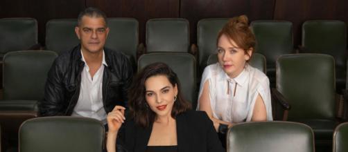 Elenco de 'Bom Dia, Verônica', que estreia em 1° de outubro (Reprodução/Netflix)