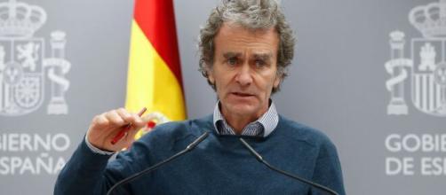 Fuertes criticas a Fenando Simón por su gestión del coronavirus