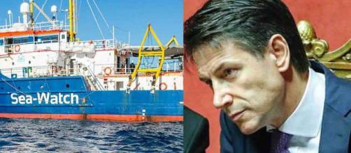 La Ong Sea Watch boccia le annunciate modifiche ai decreti sicurezza.