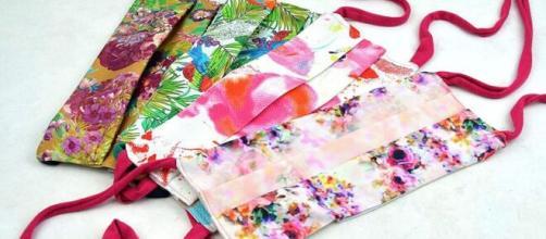 La seda es más transpirable que el algodón, lo que hace este material más seguro para la confección de mascarillas