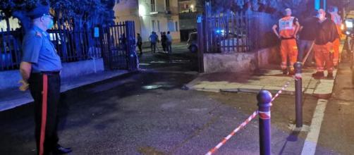 Lecce, delitto di via Montello: sul posto trovati capelli e tracce di scarpe insanguinate.