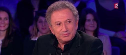 Michel Drucker sera absent des plateaux de France 2 pour quelques semaines, source : capture Youtube @ONPC
