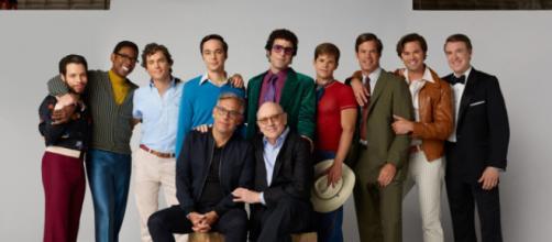 Netflix leva para o streaming 'The Boys in the Band'. (Reprodução/Netflix)