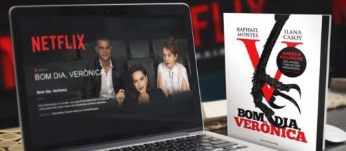 """Sucesso literário, """"Bom dia, Verônica"""", vira série homônima na Netflix. (Arquivo Blasting News)"""