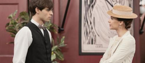 Una vita, anticipazioni dal 4 al 10 ottobre: Cinta vuole fuggire con Emilio.
