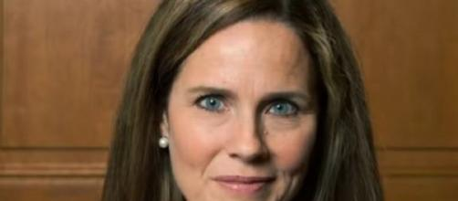 Amy Coney Barrett was recently nominated for the Supreme Court and politicians are ready for debate. [Image Source: CBS/YouTube]