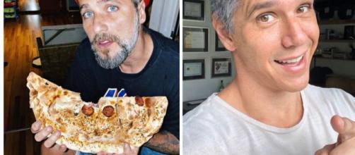 Bruno Gagliasso e Márcio Gargia são do signo de Áries. (Fotomontagem)