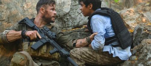 Chris Hemsworth le cambió la vida a su coprotagonista