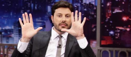 Danilo Gentili é apresentador do 'The Noite'. (Reprodução/SBT)