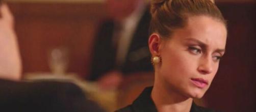 Il paradiso delle signore, spoiler al 9 ottobre: Riccardo scopre che Ludovica non è incinta.