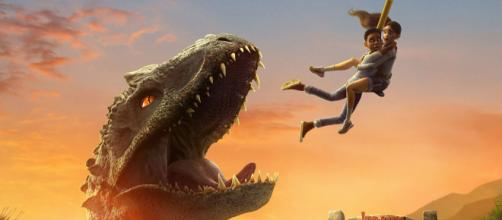 Jurassic World Camp Cretaceous, no es una caricatura para niños